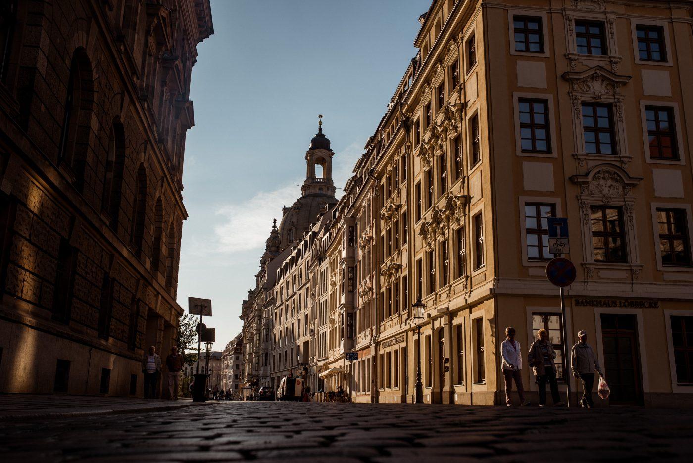 Raumkonferenz in Dresden
